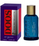 Paris Avenue - Doos Blue - Woda perfumowana 100ml